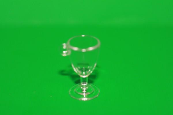 Miniatur Eisbecher Kunststoff 1:12