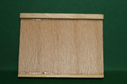 Nudelbrett, Holz, 1:12
