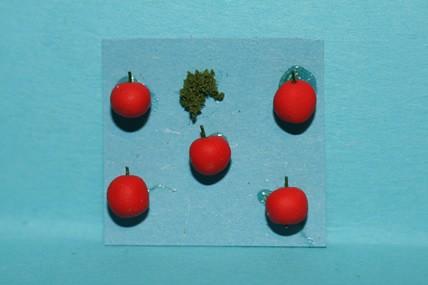Tomaten - 5 Stück, 1:12