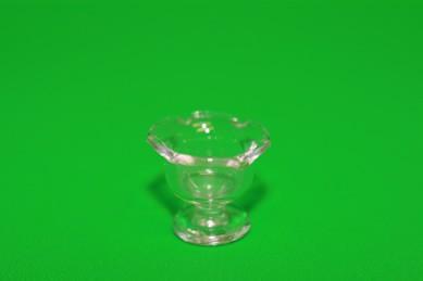 Dessert- oder Eisbecher, Glas