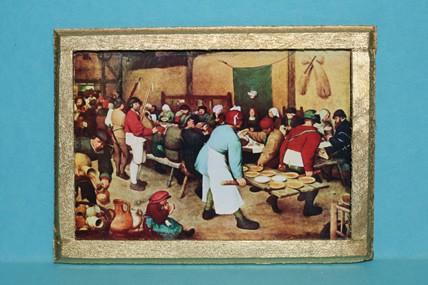Bruegel: Bauernhochzeit