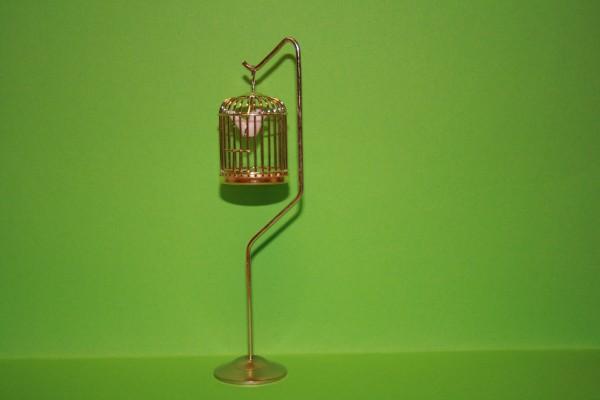 Vogelkäfig Metall
