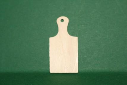 Vesperbrett, Holz, 1:12
