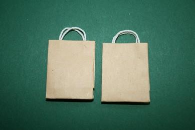 Einkaufstüte - 2 Stück, 1:12