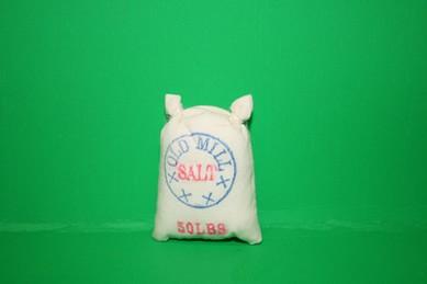 """Sack mit Salz, """"Salt"""""""