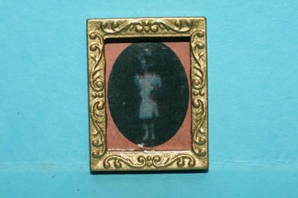Miniatur-Bild viereckig, Kommunion