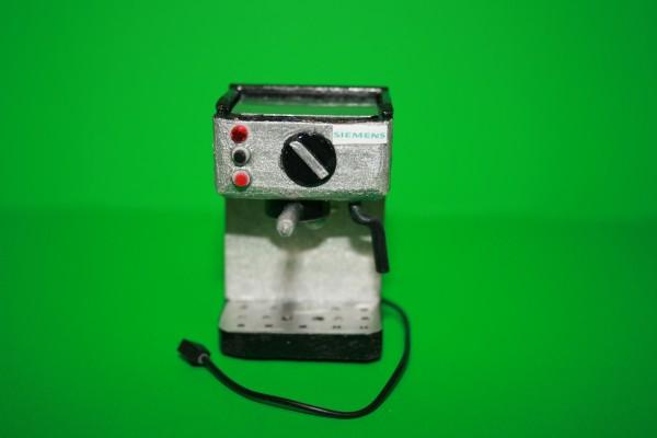 Miniatur Espresso Maschine 1:12