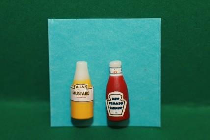 Senf + Ketchup, 1:12