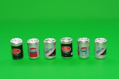 Getränkedosen - 6 Stück