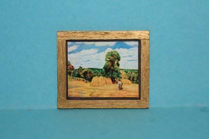 Camille Pissarro: Ernte