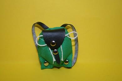 Rucksack, grün, 1:12