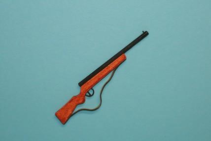 Jagdgewehr, Holz