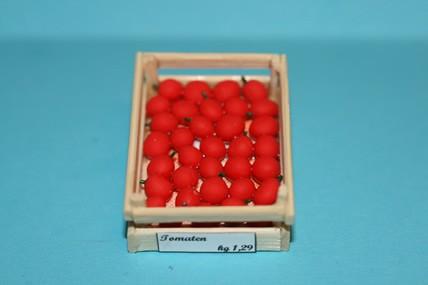 Kiste mit Tomaten, 1:12
