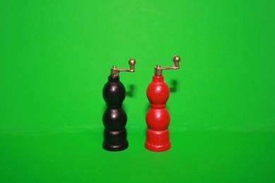 Salz- und Pfeffermühle - 2 Stück