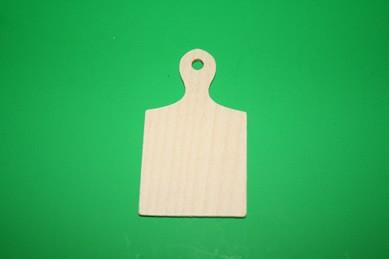 Vesperbrett, Holz