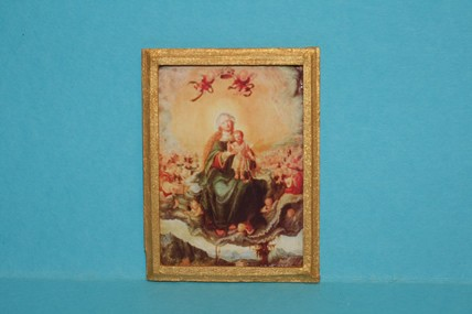 Altdorfer: Maria in Glorie