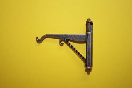 Wandhalter Kupfer, beweglich, 1:12