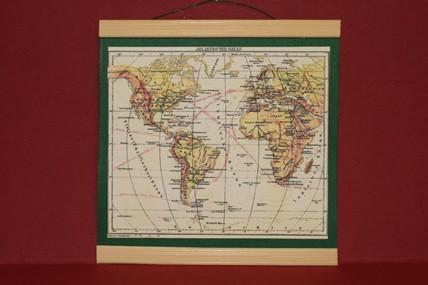 Karte Atlantischer Ozean
