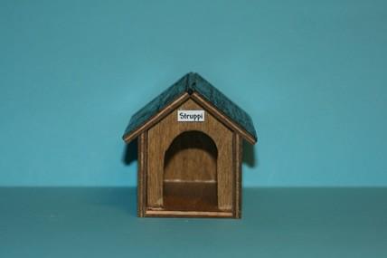 Hundehütte klein