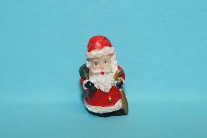 Mini-Nikolaus, Keramik, 1:12