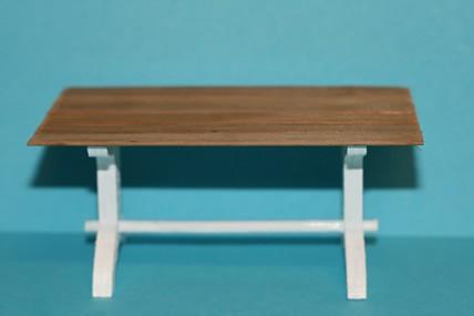 Gartentisch, Holz, 1:12