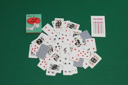 Spielkarten mit Spielanleitung, 1:12