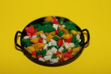 Gemüse-Kasserole