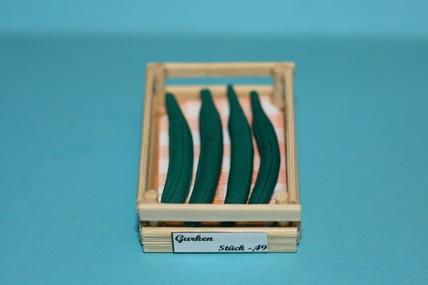 Kiste mit Gurken, 1:12