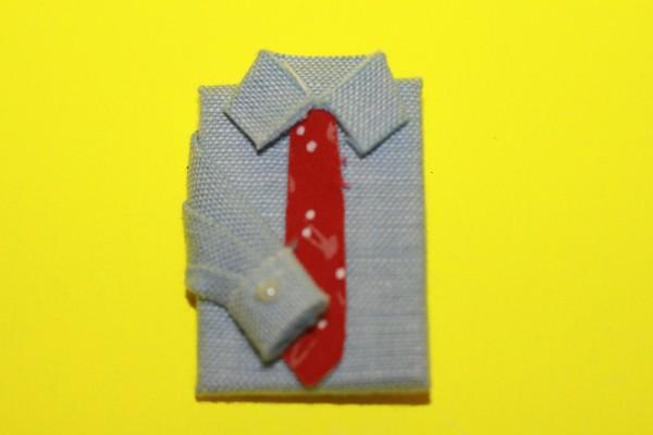 Miniatur Herrenhemd 1:12
