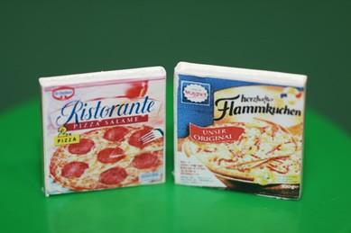 Pizza Ristorante und Flammkuchen, 1:12