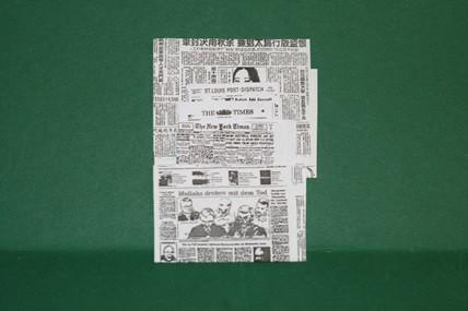 Zeitungen, 1:12