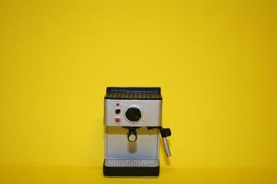 Espresso-Maschine, Resin