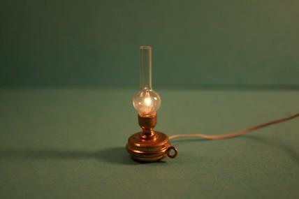 Petroleum-Lampe, 1:12, 12 Volt
