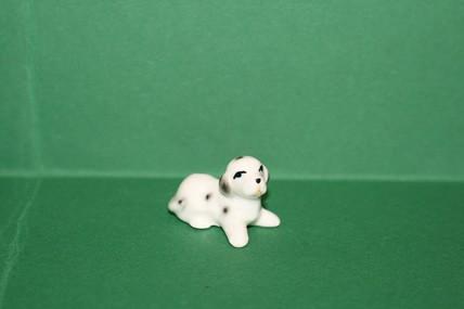 Hund 5, Porzellan