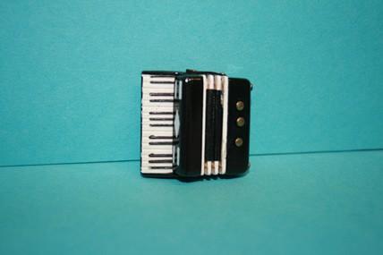 Akkordeon Kunststoff, mini