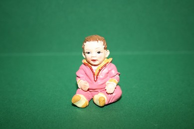 Baby rosa, RESIN, 1:12