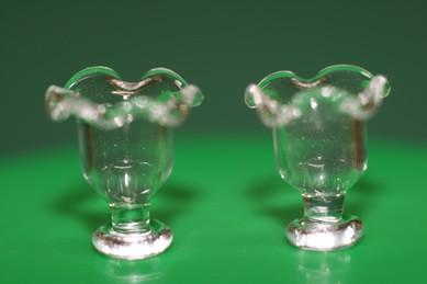 Eisbecher, Glas - 2 Stück
