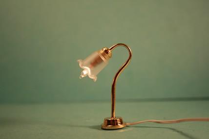 "Tischlampe ""Tulpe"", 1:12"