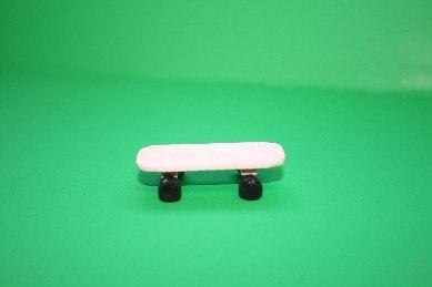 Skateboard, Holz