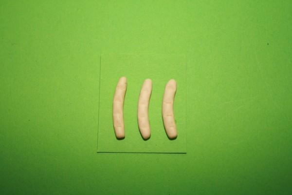 Bratwürste, 3 Stück