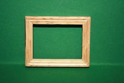 Bilderrahmen Holz lackiert