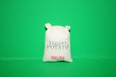 """Sack mit Kartoffeln, """"Potato"""""""