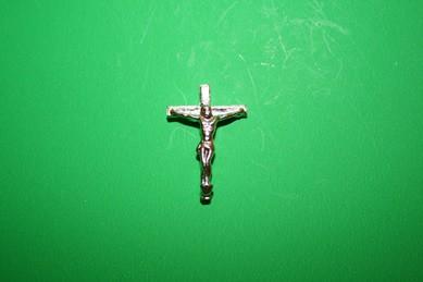 Silberkruzifix, Metall