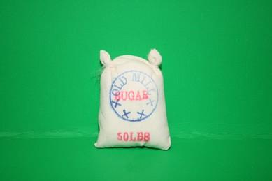 """Sack mit Zucker, """"Sugar"""""""