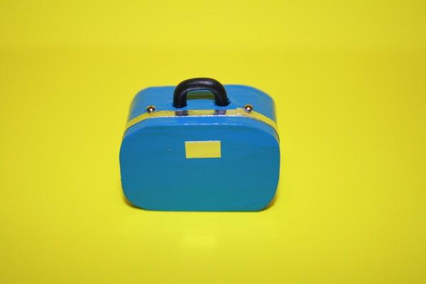 Miniatur Koffer klein 1:12