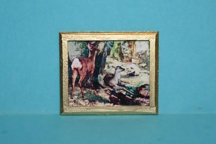 Courbet: Rehgehege