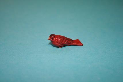 Vogel 8, rostrot