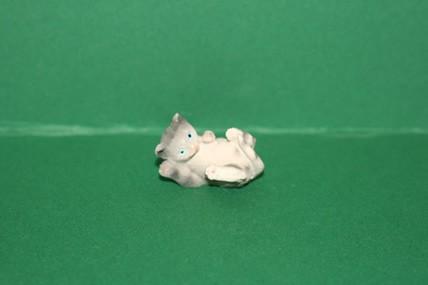 Katze 3, Kunstharz