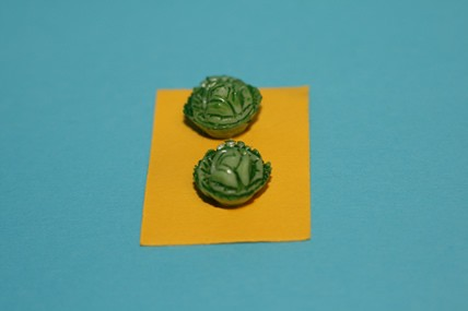 Kopfsalat - 2 Stück, 1:12