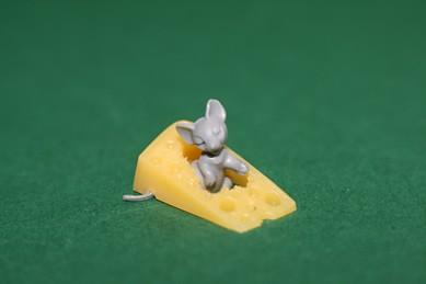 Maus im Käse, 1:12